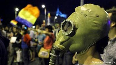 Romania protests plan to develop Rosia Montana gold mine | News | DW.DE | 14.10.2013 | Save Rosia Montana | Scoop.it
