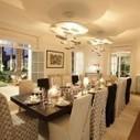 Une Salle à Manger avec un coté COSBY   Maison du monde   Scoop.it