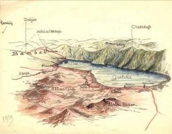 Pierre Bonnet, géologue et géographe en Transcaucasie, 1909-1914 | Géographie : les dernières nouvelles de la toile. | Scoop.it