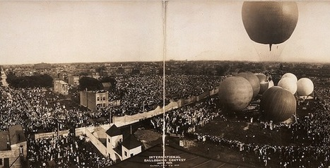The Captive Airship: George Lawrence's Panoramic Kite Photography Rig | What's new in Visual Communication? | Scoop.it