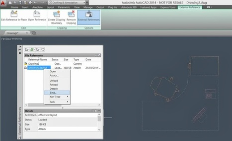 Copy AutoCAD Groups Between Drawings - Blog - CADline Community | Cadline Community | Scoop.it