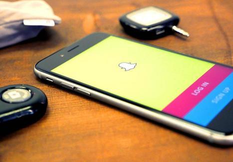 Snapchat : guide pratique pour les marques | SMO2 by Stéphane Robert | Scoop.it