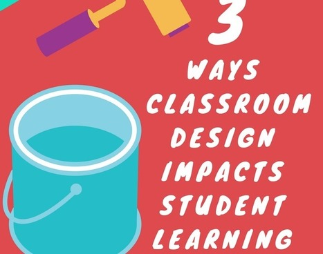 3 Ways Classroom Design Impacts Student Learning | Durff | Scoop.it