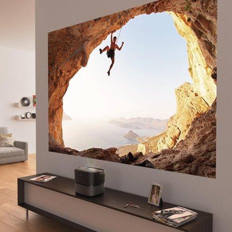 Philips Screeneo : le home cinema super pratique passe à la Full HD | Gadgets - Hightech | Scoop.it