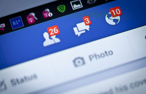 Study: Enjoy Life More: Use Facebook Less   Redrawing subjective well-being in the 21st century   Scoop.it
