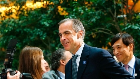 Mark Carney wants business to calculate the fossil fuel future: Don Pittis   Transport terrestre- ground transportation   Scoop.it