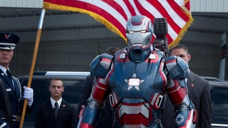 Hollywood is helping the military build its Iron Man suit - The Verge | CLOVER ENTERPRISES ''THE ENTERTAINMENT OF CHOICE'' | Scoop.it