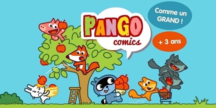 Pango Comics, la BD pour les petits - App-enfant | TIC et TICE mais... en français | Scoop.it