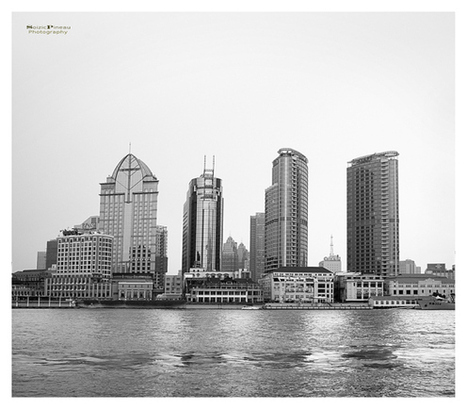 Shanghaï | Photographie B&W | Scoop.it