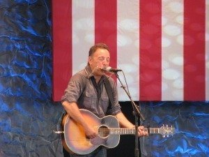 Springsteen and Kaine Rally For Obama At Pavilion - WINA | Bruce Springsteen | Scoop.it