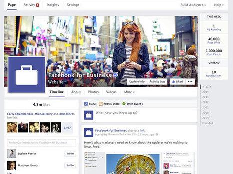 Les nouveautés SocialMedia de Mars 2014   Social Media Culture   Scoop.it