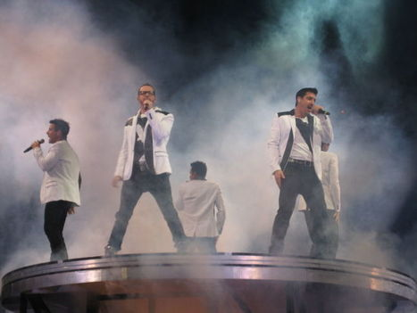 New Kids on the Block electrify Toyota Center crowd - Katy Times   Confetti For Events!   Scoop.it