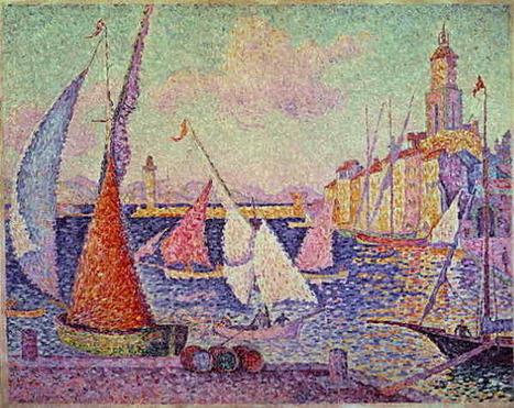 Paul Signac, el pintor que amaba el mar | El Arte y su mundo | EnsimismArte | Scoop.it
