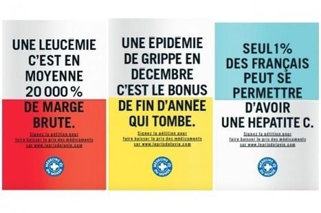 Les Inrocks - Une campagne de Médecins du Monde censurée pour ne pas déplaire aux laboratoires pharmaceutiques | Weickmann | Scoop.it