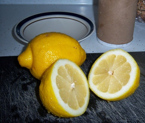 Random and Crafty: Homemade Cleaning Products - How Well Does Lemon Work on Sinks?   Home Maintenance Made Easy   Scoop.it
