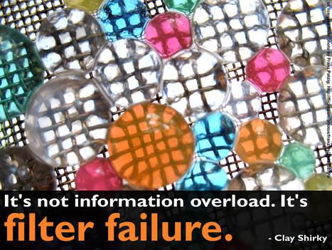 Gestión de la información: el eslabón más débil de la cadena   Educación a Distancia y TIC   Scoop.it
