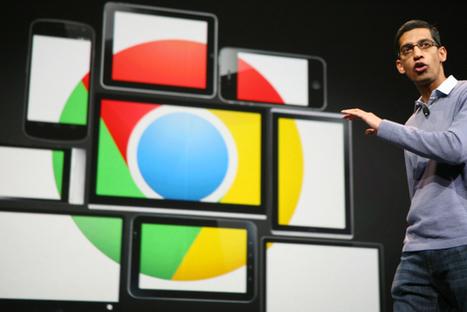 Comment Chrome est devenu encore plus rapide grâce à Microsoft | Pep'up convergence | Scoop.it