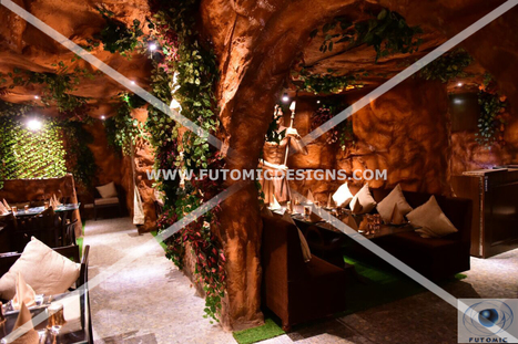 Spice Caves: Yet Another Theme Based Masterpiece by Futomic | Interior Designing Services | Scoop.it