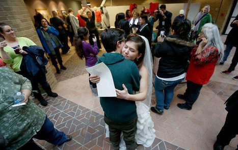 Judge Allows Same-Sex Weddings to Continue in Utah - NYTimes.com | GLBTAdvocacy | Scoop.it