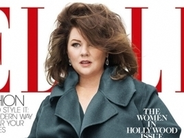 Are Magazines Downplaying the Figures of Plus-Size Stars?   The Effects Of Photoshop On Magazines   Scoop.it