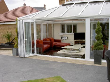 Double Glazed Bi-Fold Doors - Dalmatian Windows | Dalmatian Windows | Scoop.it