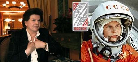 16 juin 1963 : La 1ère femme dans l'espace. Le secret de Valentina Terechkova - Enjoy Space | Que s'est il passé en 1963 ? | Scoop.it