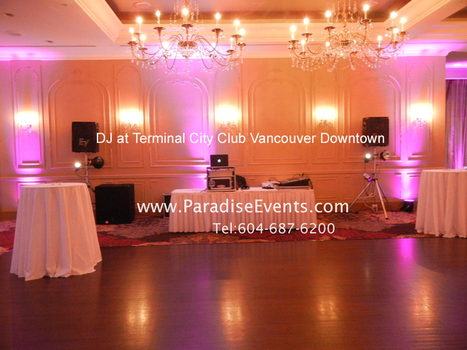 Add Spunk to your Wedding with a Perfect D | Wedding DJ Vancouver | Scoop.it