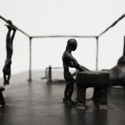 L'univers magique de l'atelier Van Lieshout à la galerie Carpenters Workshop de Paris | Artetplus | Scoop.it