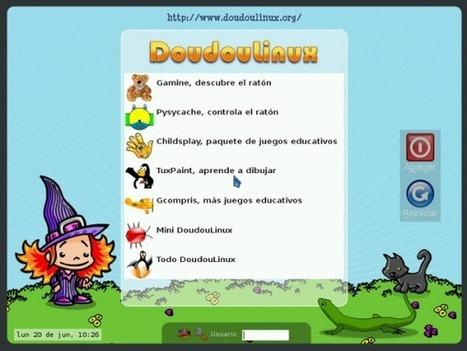 Distribuciones Linux para niños | Cyberlan | Siguiendo a Linux | Scoop.it