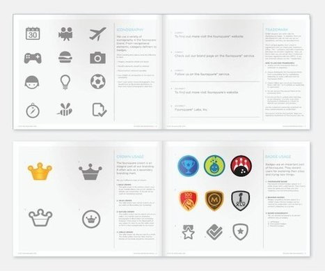 50 Beautiful, Well Executed Style Guides Of Nike, Apple, Other Famous Brands - DesignTAXI.com | IELTS, ESP and CALL | Scoop.it