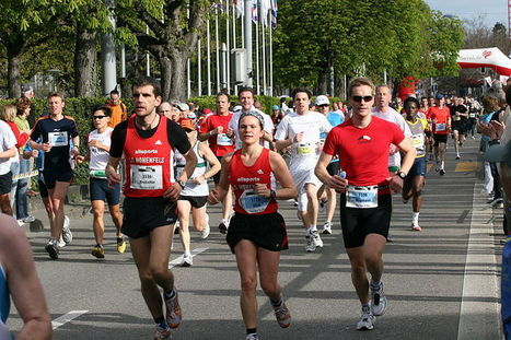 Running a Marathon Can Be Bad for the Heart   Health, Nutrition and Fitness   Scoop.it
