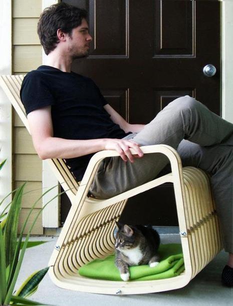Cat Friendly chair | Cat Stuff | Scoop.it