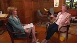 Jane's interview with Hillary... | Jane & Hillary... | Scoop.it