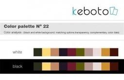 Keboto – Color Palette No22 - Keboto | color | Scoop.it