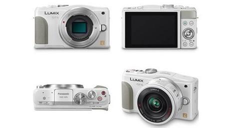 Panasonic Lumix DMC-GF6 leaks out in white ahead of April 9 launch | Photo : Lumix G MFT | Scoop.it