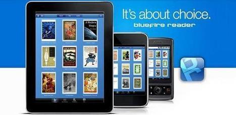 5 aplicaciones para descargar y leer libros ePub para Android | Aplicaciones móviles: Android, IOS y otros.... | Scoop.it