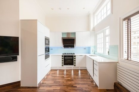 Flat for sale in Chiltern Court, Baker Street, London, NW1 | Sandfords | Regents Park Property | Scoop.it