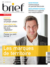 Lancement du magazine de la communication publique Brief | #comterr | Scoop.it
