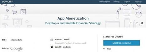 Un curso online gratuito, de Google, para aprender a ganar dinero creando apps | Educacion, ecologia y TIC | Scoop.it