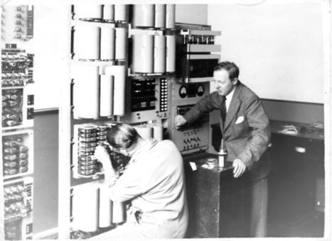 Le plus vieil ordinateur du monde en images   Silicon   Le numérique et la ruralité   Scoop.it