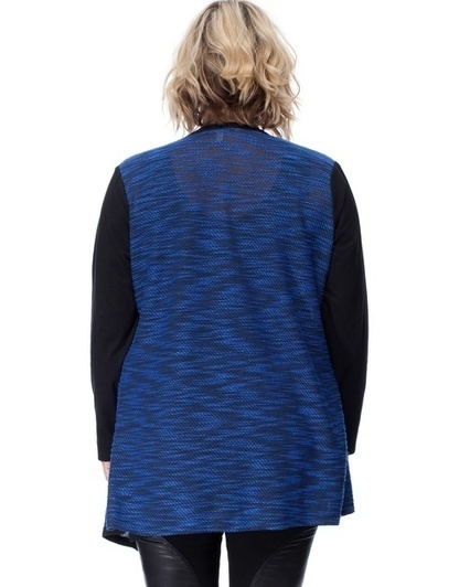 Colour Block Cardi by Love Your Wardrobe Online   THE ICONIC   Australia   Fashion Zone   Scoop.it