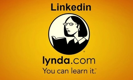 Linkedin offre des formations gratuites en ligne via son acquisition Lynda.com - #Arobasenet.com | Entrepreneurs du Web | Scoop.it