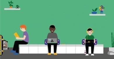 Espace de travail 3.0 : comment augmenter l'énergie collective et le bien-être des collaborateurs ? | Orange Business Services | Aménagement des espaces de vie | Scoop.it