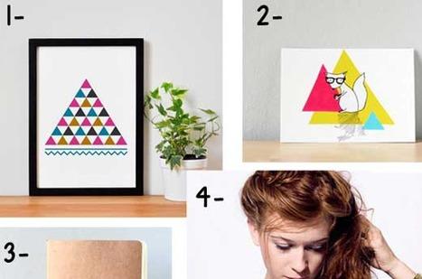 Bijoux triangles | Bijoux  créateurs | Scoop.it