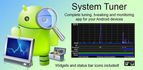 System Tuner Pro - Android Market | Android Apps | Scoop.it