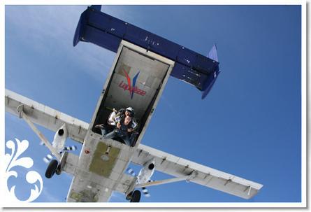Saut parachute Lyon - Parachutisme Lyon, parachute à lyon - Tandem-Video.fr | Chute libre corbas | Scoop.it