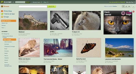 25 sitios con imágenes gratuitas | Noticias, Recursos y Contenidos sobre Aprendizaje | Scoop.it