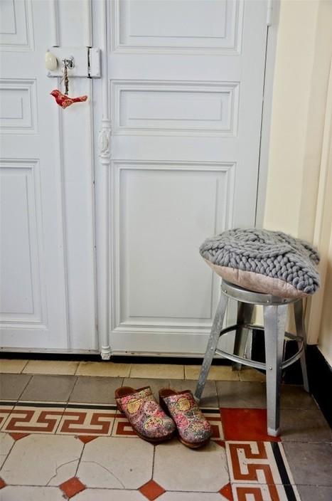 Mélange de styles pour une déco mobile chez Heïdi | Visite privée ... | Pièces par pièces | Scoop.it