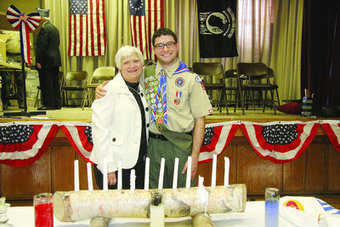 Queens Ledger - Troop 119 celebrates Eagle Scout milestone | Connect Eagle Scouts To Your Unit, District or Council Committee | Scoop.it