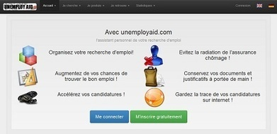 UnemployAid, un outil pour optimiser sa recherche d'emploi | Start-up & Co | Scoop.it